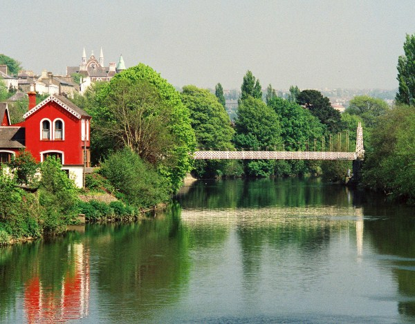 Daly's Bridge, River Lee, Co. Cork,