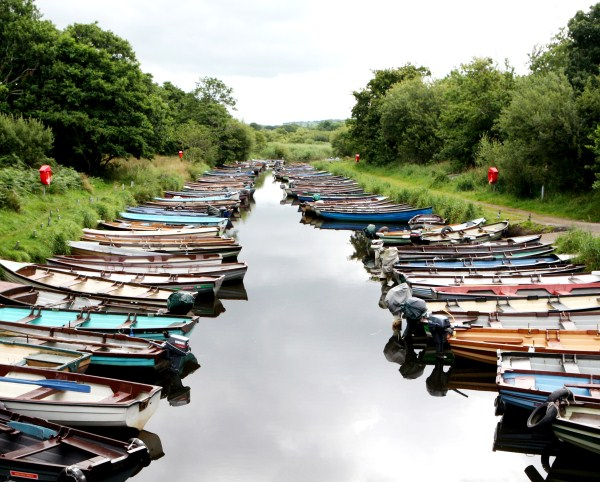 Product Code:  - Fishing Boats in Killarney, Co. Kerry