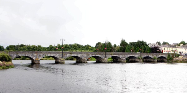 Killorglin Bridge, Co. Kerry