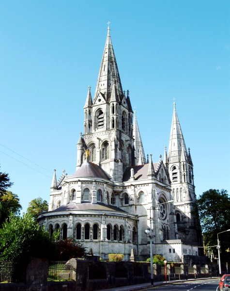 St Finbarrs Cathedral, Cork City