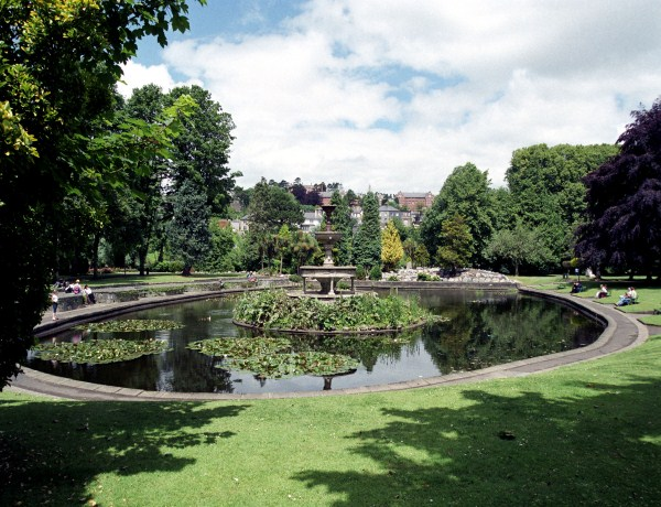 The Fountain, Fitzgerald Park, Cork City